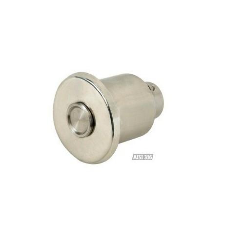 Pulsador Piezo Electrónico Inox A316L