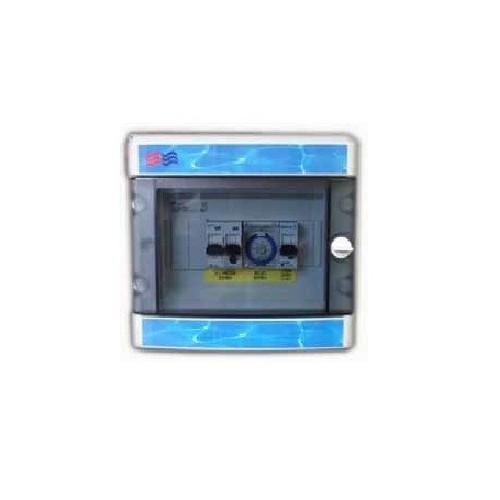 Cuadro Eléctrico para Filtración sin diferencial, Cuadro Eléctrico para Filtración sin diferencial: FA Bomba hasta 1 CV II 220V