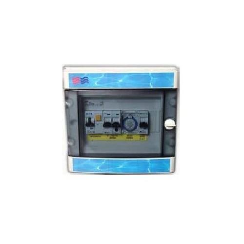 Cuadro Eléctrico para Filtración con diferencial, Cuadro Eléctrico para Filtración con diferencial: FAD Bomba hasta 1 CV II 220V