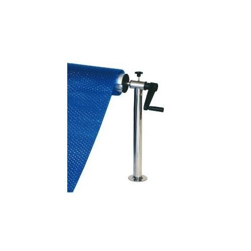 Soporte fijo de pletina para enrollador de cubiertas Flexinox