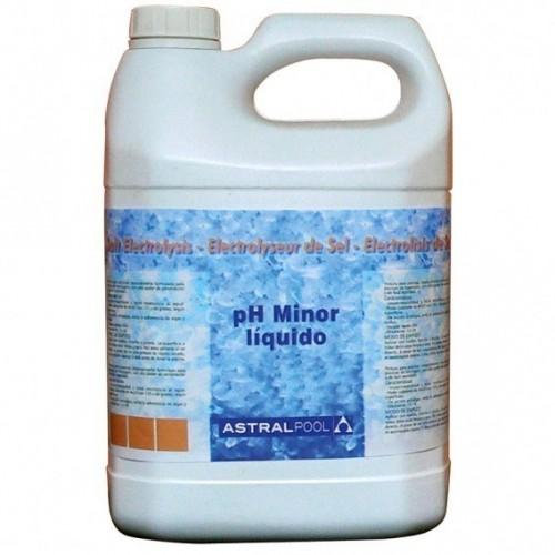 pH Minor líquido para electrólisis de sal 25 L AstralPool