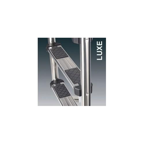 Cepillo pared ABS curvado conexión clip Siqua