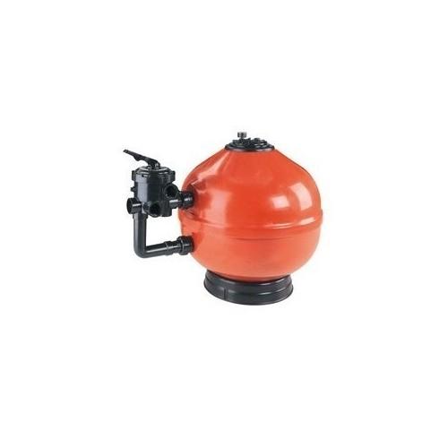 """Filtro Vesubio con válvula lateral AstralPool, Filtro Vesubio con válvula lateral: Ø 750 mm. - 22.000 l/h - salidas a 2"""" - 15787"""