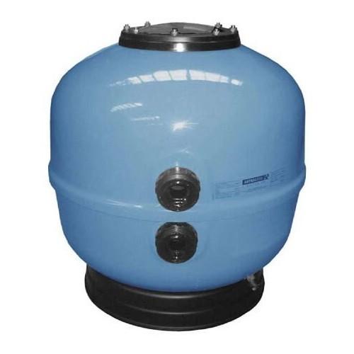 "Filtro Laminado azul AstralPool, Filtro Laminado AstralPool: D. 900 salidas a 2"" c/ válvula 07444"