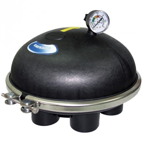 Limpiador de acero inoxidable 1 L Flexinox