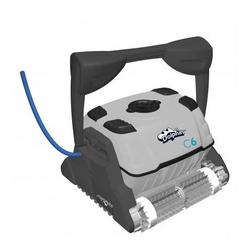 Limpiafondos eléctrico Dolphin C6