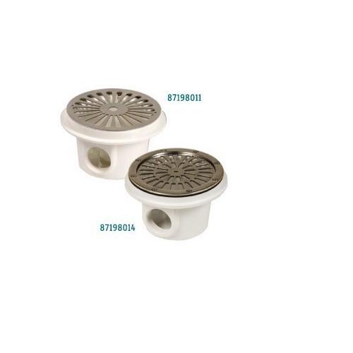 Sumidero Flexinox con embellecedor de inox, Sumidero Flexinox con embellecedor de inox: 87198011 - Hormigón