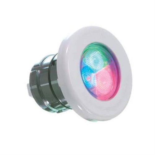 lumiPlus Mini 2.11 acople rápido, lumiPlus Mini 2.11 acople rápido: Luz RGB DMX De acople rápido, pasam. Ø63 mm / Emb. Inox 5213