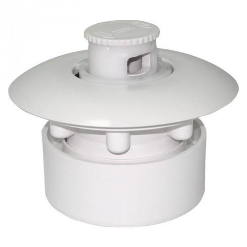 Boquilla orientable Net'N'Clean para liner con autorrosca