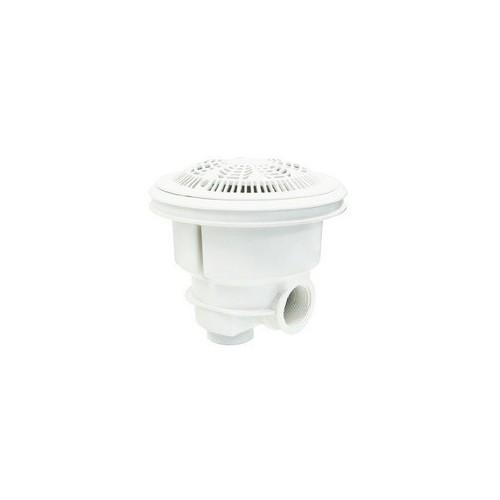 Sumidero NORM rejilla antivortex piscina liner y prefabricada AstralPool, Sumidero NORM rejilla antivortex: Con insertos