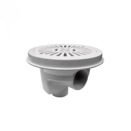 Sumidero circular Ø 200 mm con rejilla plana AstralPool