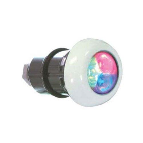 LumiPlus Micro, LumiPlus Micro: Luz RGB DMX De acople rápido / Emb. ABS 64557