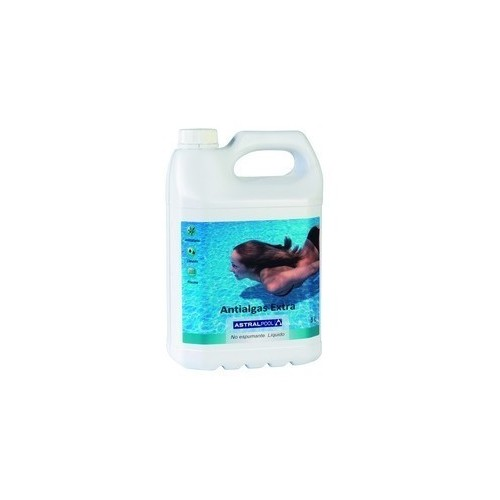 Antialgas Extra Astralpool envase 5 L.