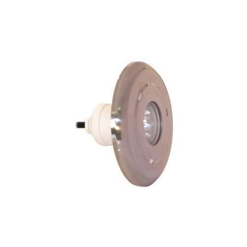 Punto de Luz Mini, Punto de Luz Mini: Punto de luz, cuerpo de plástico, emb. inox 49821
