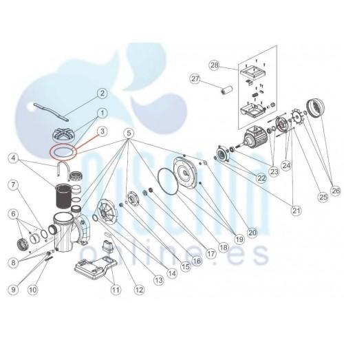 Electrólisis salina Concept-SpH BSV Electronics