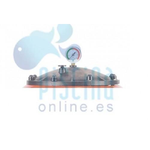 Tapa y junta del filtro BR de Kripsol