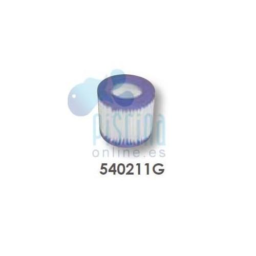 Pack de 2 Cartuchos Pequeños para filtro 1.135 l/h