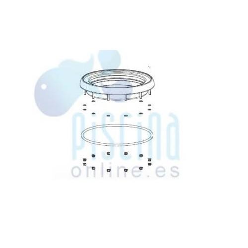 Aro tapa completo de filtro Vesubio de AstralPool