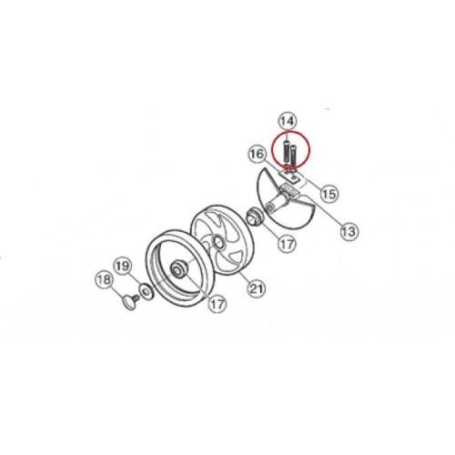 Célula Clorador TRI 18 g. de Zodiac