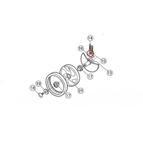 Célula Clorador TRI 35 g. de Zodiac