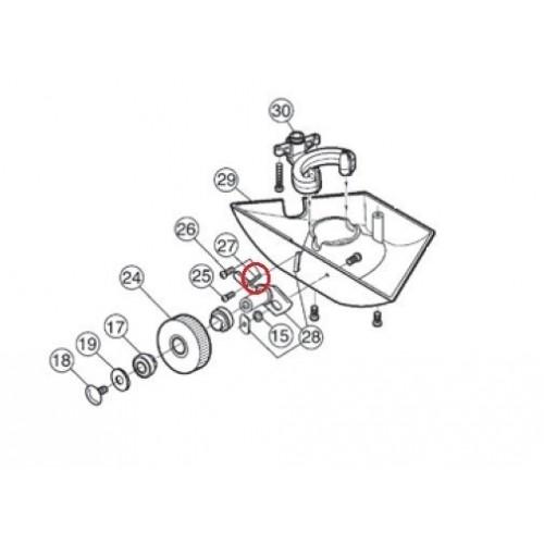 Célula Clorador Smart BSV de 25 g. MODELO ANTIGUO