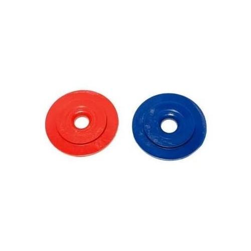 Disco restrictor, azul y rojo de Polaris 280