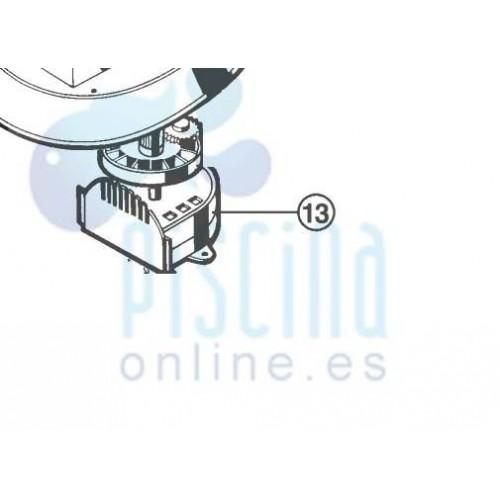 Caja de turbina intermedia de Navigator / Poolvac