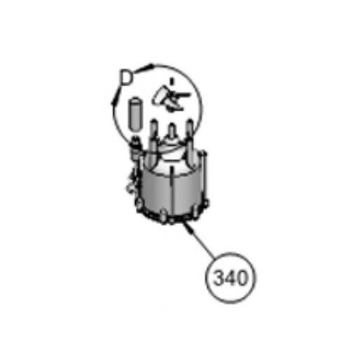 Motor de bombeo de Pulit Advance Astralpool