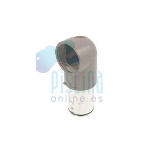 Codo de salida del filtro Pro Grid de Hayward, Codo de salida del filtro Pro Grid de Hayward: DEX6020EA del filtro DE6020EURO
