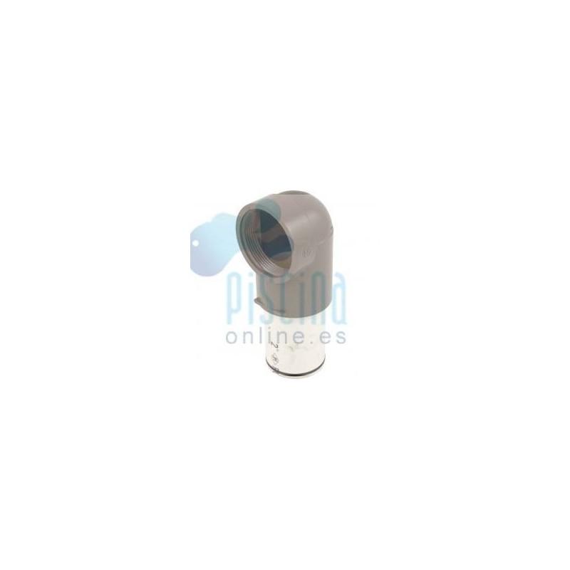 Codo de salida del filtro Pro Grid de Hayward, Codo de salida del filtro Pro Grid de Hayward: DEX7220EA del filtro DE7220EURO