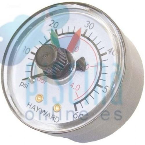 Manómetro del filtro Pro Grid de Hayward