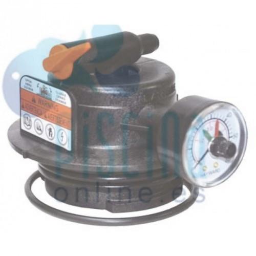 Válvula de purga del filtro Pro Grid de Hayward