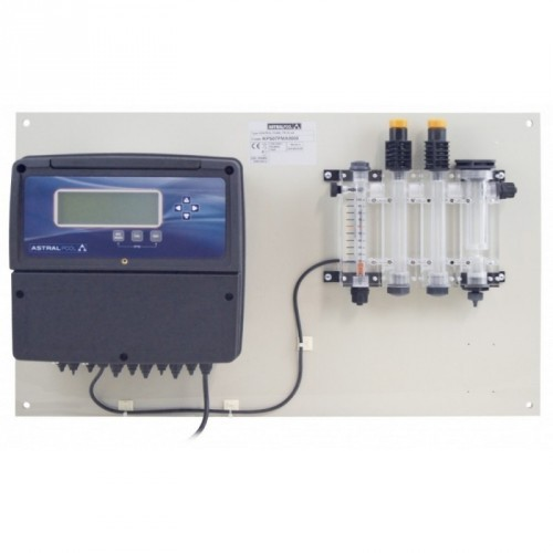EQUIPO CONTROLLER PH / CLORO LIBRE, CONTROLLER: 66178. CONTROLLER PH / REDOX