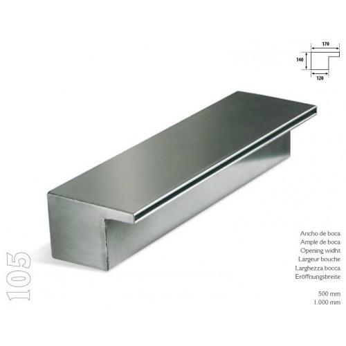 Cascada AQA 105, Cascada Modelo 105: 105 (1000)